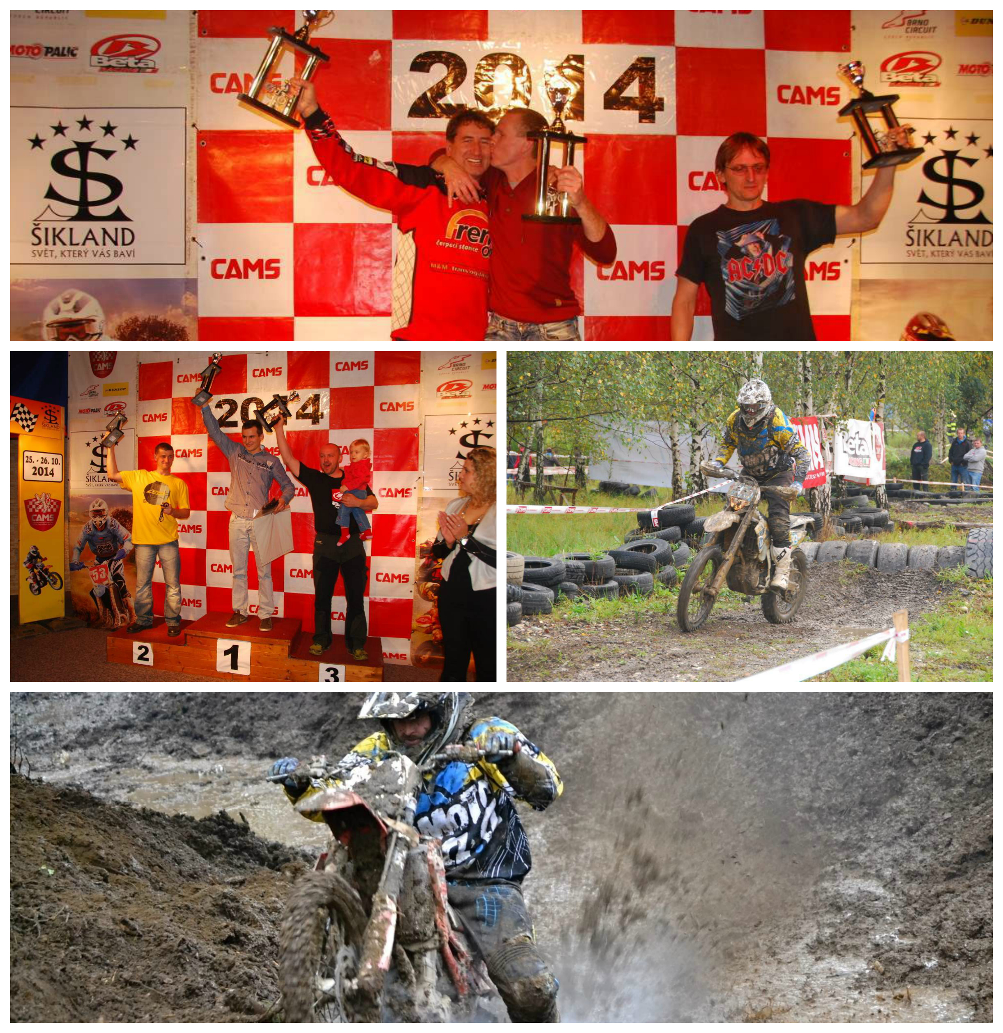 sezona 2014 Collage